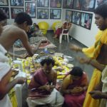 At daivagna Sharma's home 3