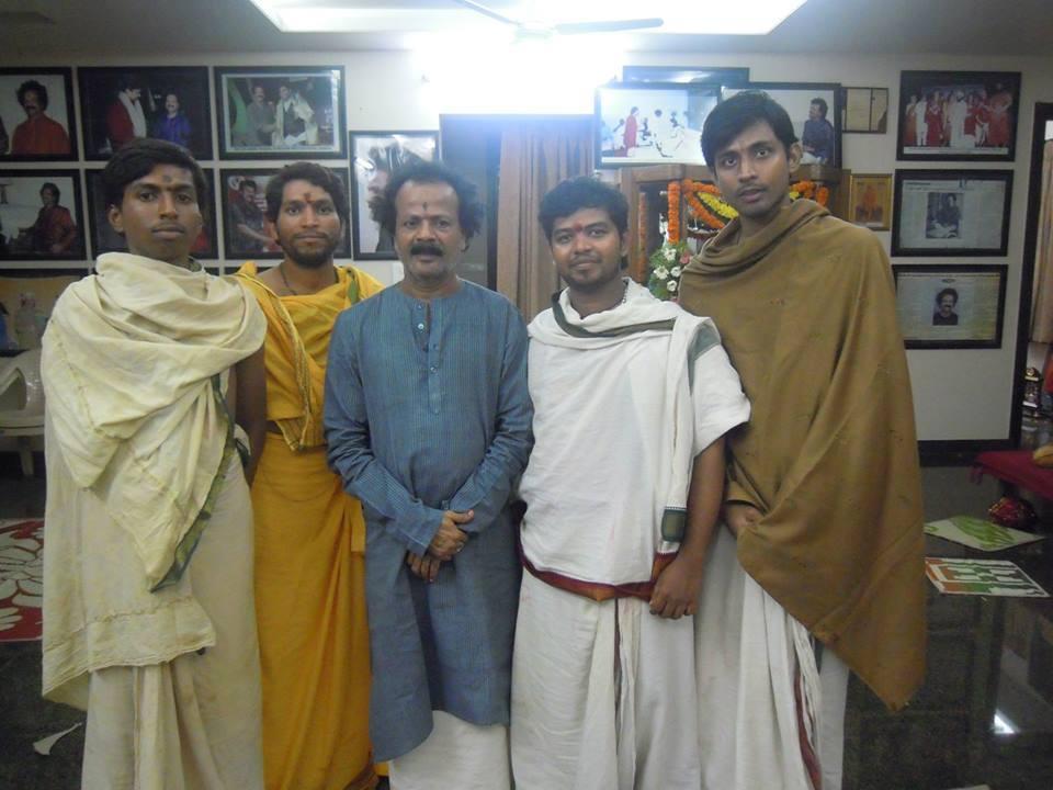 At daivagna Sharma's home 4