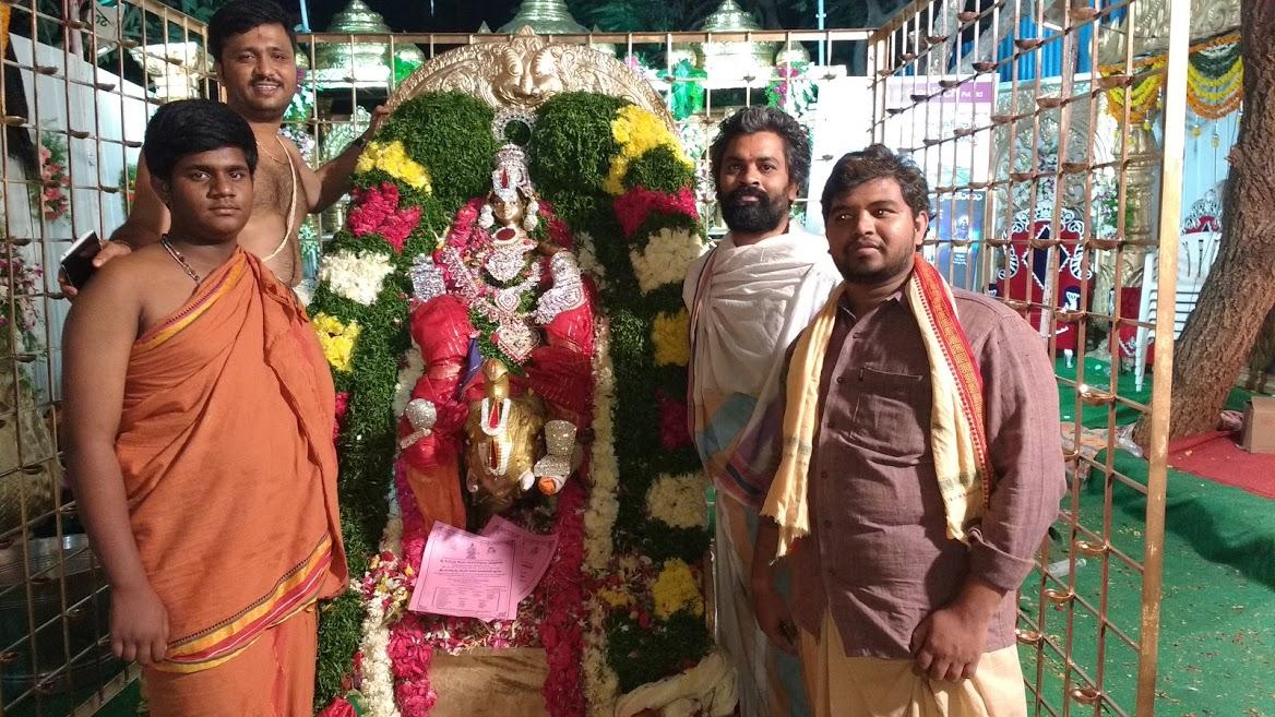 Ayyappa sswami maha padi puja at film nagarAyyappa sswami maha padi puja at film nagar