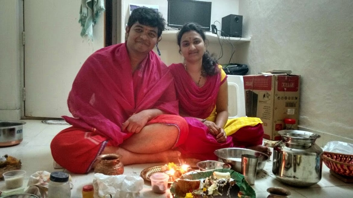 Shivarathri rudrabhishekam 2016